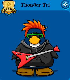 THONDER TRI1